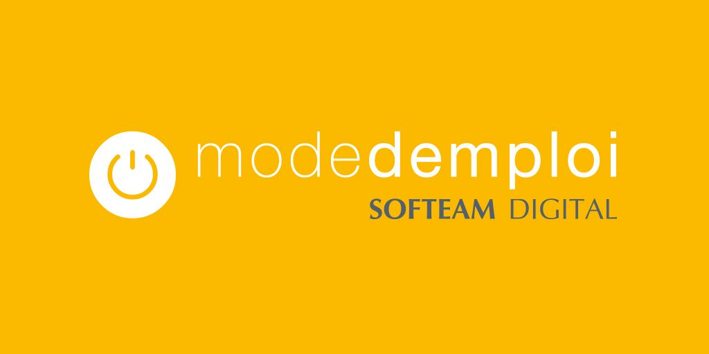 modedemploi SOFTEAM Digital